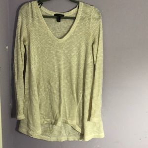 Forever 21 thermal sweater